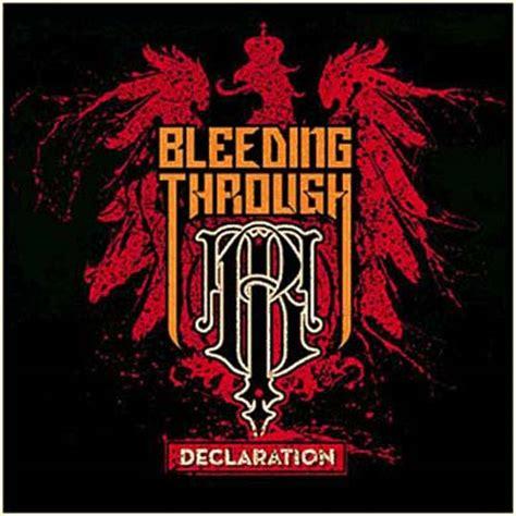 bleeding through dearly demented compartiendo musica bleeding through discografia