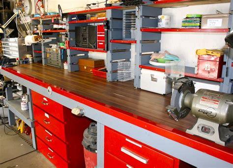 garage work shop garage workshop garage ideas 7 must haves bob vila