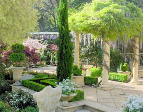 Tuscan Style Garden Ideas Design Pictures And Design Tuscan Garden Design Ideas