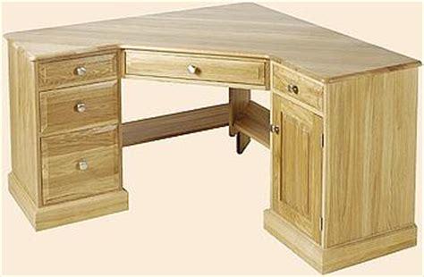 pine corner desks oak and pine corner desks the desk centre uk
