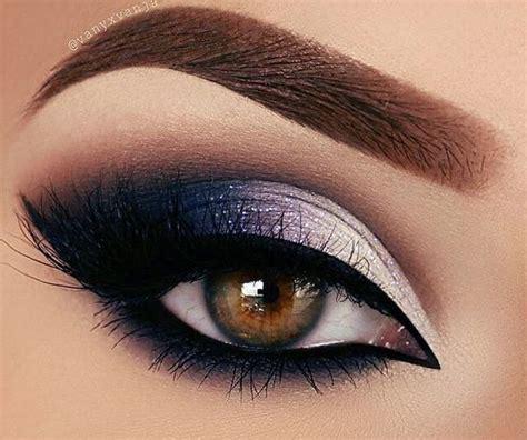 imagenes de ojos saltones maquillados maquillaje de noche archives mujer chic