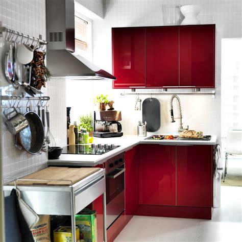 cuisine ikea petit espace cuisine a amenager cuisine en image