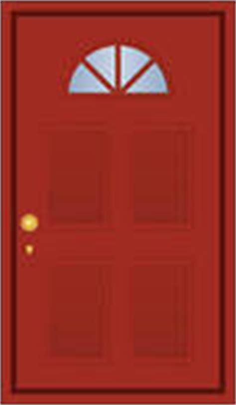 red door red door clipart