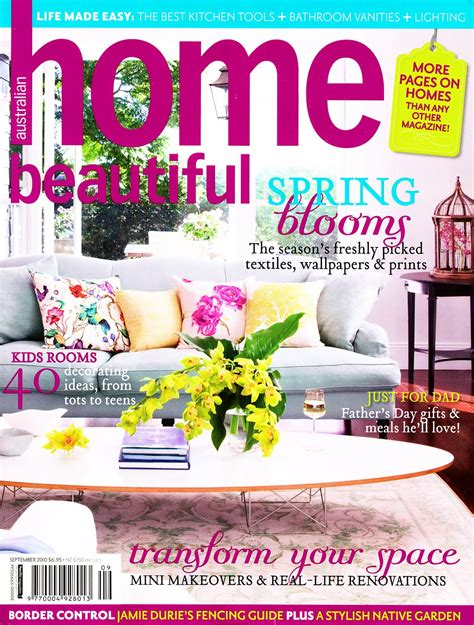 housebeautiful magazine ampersand design magazine sneaky peek home beautiful