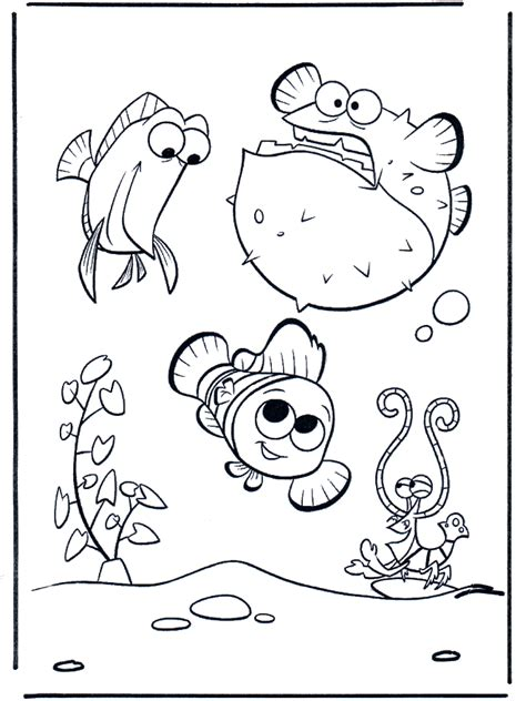 coloring book pages nemo free coloring pages of dori nemo