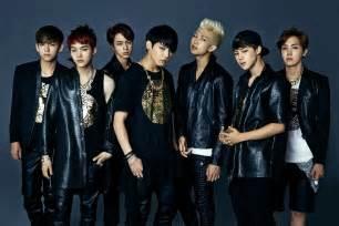 Group 'Dark and Wild' concept photo - BTS Photo (37419918) - Fanpop ... O Block Gang Sign