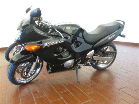 Suzuki Katana 2000 2000 00 Suzuki Katana 600 Motorcycle Low For Sale On