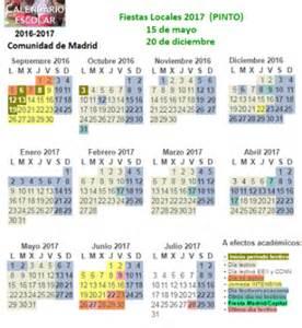 Calendario Lectivo 2017 Calendario Escolar 2016 2017 Informaci 243 N Y Orientaci 243 N Pinto