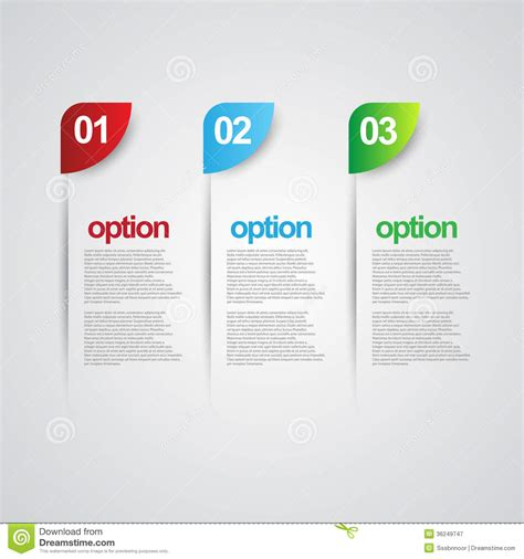 Info Graphic Template Stock Image Image Of Look Standard 36249747 Free Graphic Templates