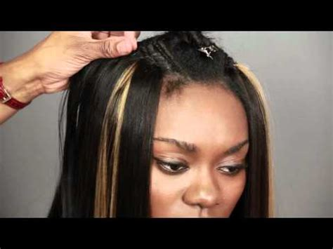 sally humane sew ins weaves com youtube hair extensions for short hair triple weft hair