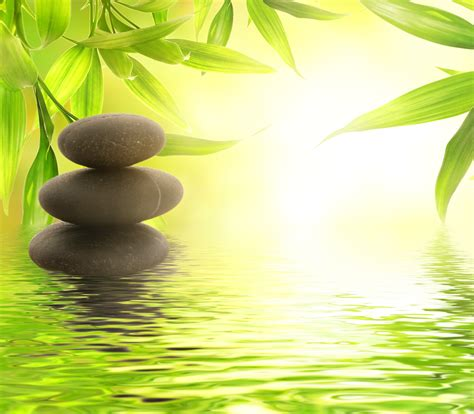 imagenes zen zen mood bokeh garden buddhism religion wallpaper