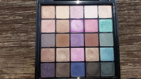 Nyx Be Free Palette nyx be free palette review cosmotellurians