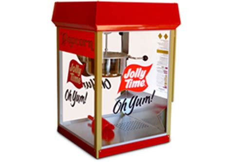 jolly time popcorn machines commercial poppers