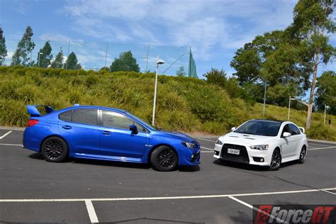 mitsubishi wrx 2016 golf r vs subaru vs audi autos post