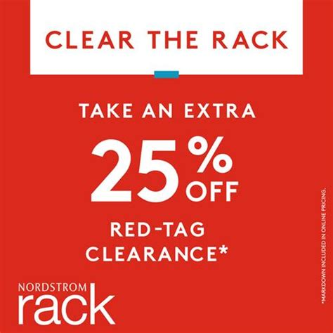 nordstrom rack appreciation clear the rack