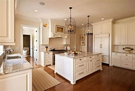 adele foyer pendant traditional kitchen sherwin williams antique white carolina design