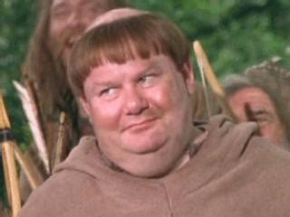 the hoid haircut from the 70s friar tuck the blackadder wiki fandom powered by wikia