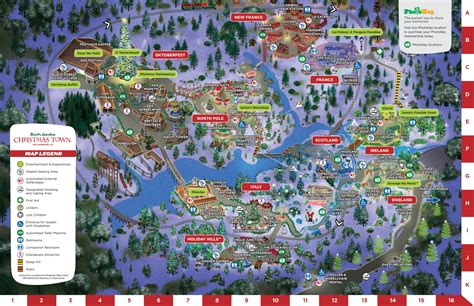 map town busch gardens williamsburg
