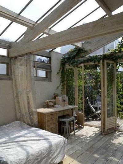 bedroom with glass roof brocante glass roof and bedrooms on pinterest