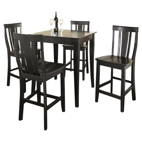 counter top kitchen table sets counter height dining sets you ll