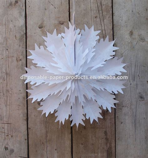 tissue paper christmas decorations white paper decorations for www indiepedia org