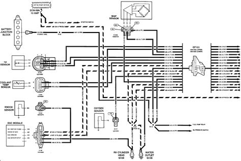 Wrg 1641 1992 Chevy K1500 Fuse Box Diagram