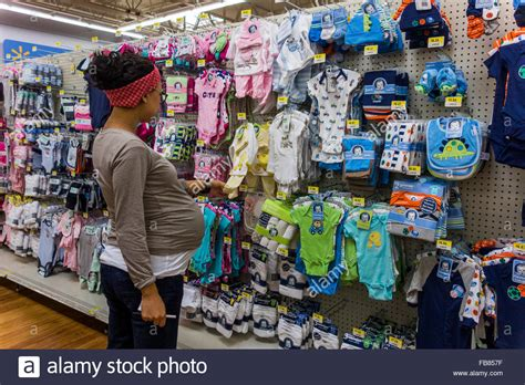 baby store usa looking at baby clothes walmart store