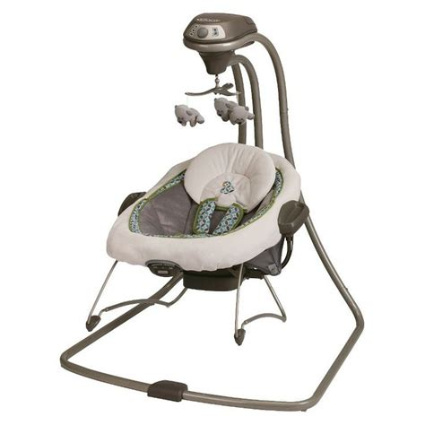 graco swing bouncer combo graco duet connect 2 in 1 swing and bouncer monroe