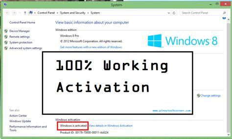 Windows 8 1 Pro Lisensi Activation 100 Original windows 7 windows 8 activation serial product number windows 8 pro key