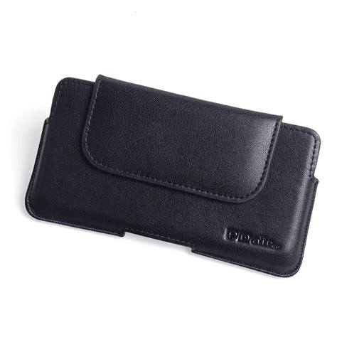 Samsung J7 2016 Hello Black Custom samsung galaxy j7 2016 leather holster pouch black
