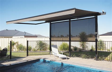 alfresco awnings 4 reasons to choose folding arm awnings abc blinds blog