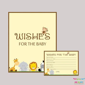 Well Wishes Baby Shower by Best Baby Shower Wishes Products On Wanelo