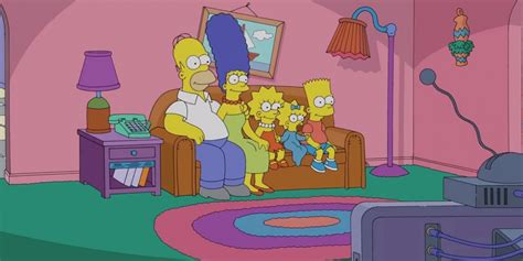 couch gag simpsons futurama crossover couch gag askmen