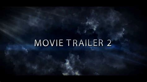 after effects template free movie trailer 2 youtube