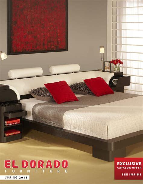 El Furniture by El Dorado Furniture Catalog 2013 Issue By El