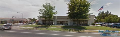 Merced Social Security Office by Merced Social Security Administration Office
