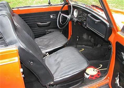 vw beetle seats 1970 1970 vw beetle convertible for sale