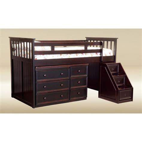 loft bed with desk and storage 50 best images about loft beds on pinterest loft beds