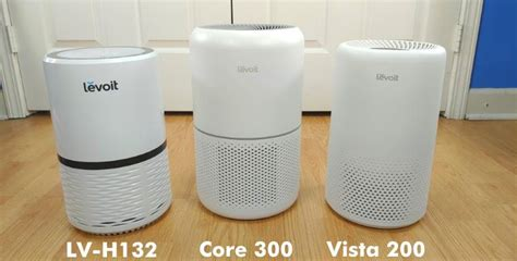 levoit core  air purifier review real world test