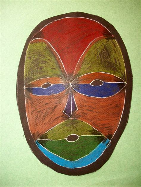 mask craft for craft chronicles mask design africa