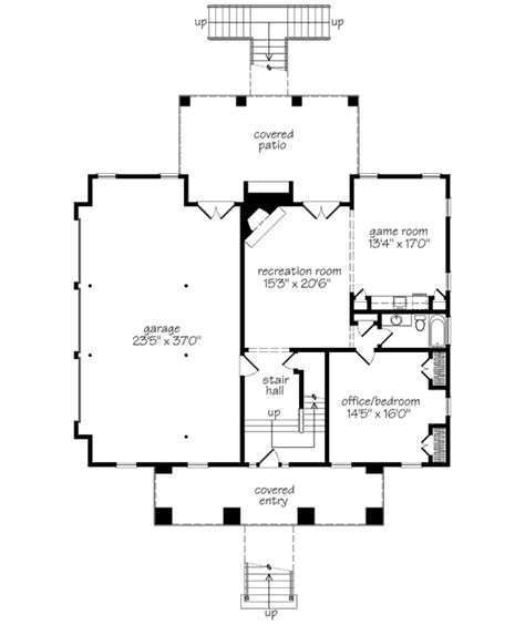 Linden Floor Plan by The Linden House Plan House Design Plans