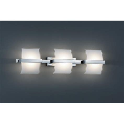 led wandleuchte innen trio led wandleuchte ink 3x5w cob led glas innen weiss