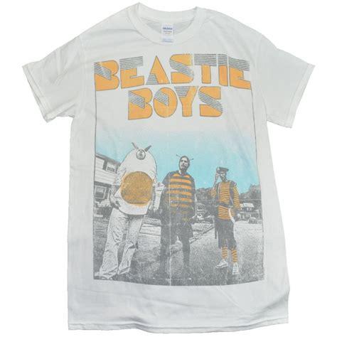Kaos Gildan Softstyle Beastie Boys 01 beastie boys costume halftone tシャツ tradmode