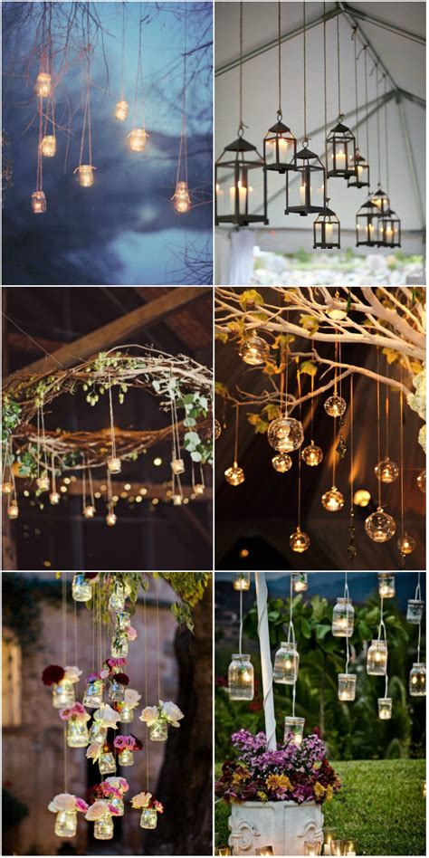 36 Stunning Wedding Ideas With Candles