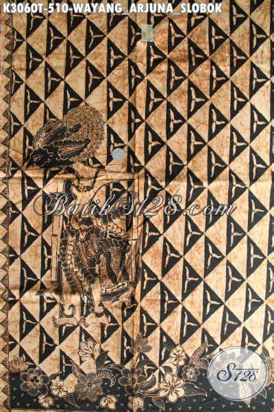 Kain Wayang produk kain batik bahan busana kerja dan rapat motif