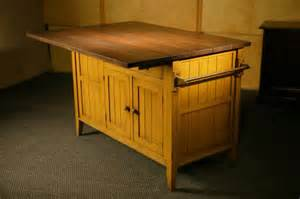 kitchen island antique made kitchen island mustard base with antique walnut finish on top by ecustomfinishes