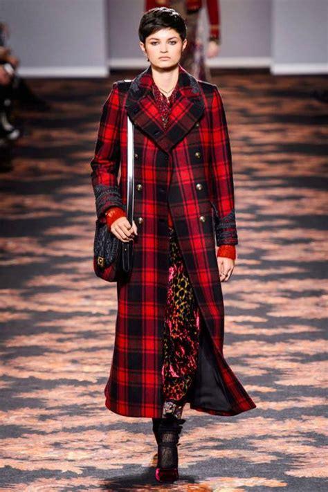 B7401 Tas Fashion Trendy 2017 fall winter 2017 trend the tartan etro the dolls factory