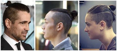 model rambut  top knot  tahu bentuknya
