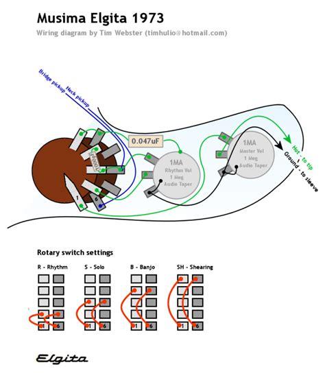 musima elgita wiring diagram schematic circuit fredric
