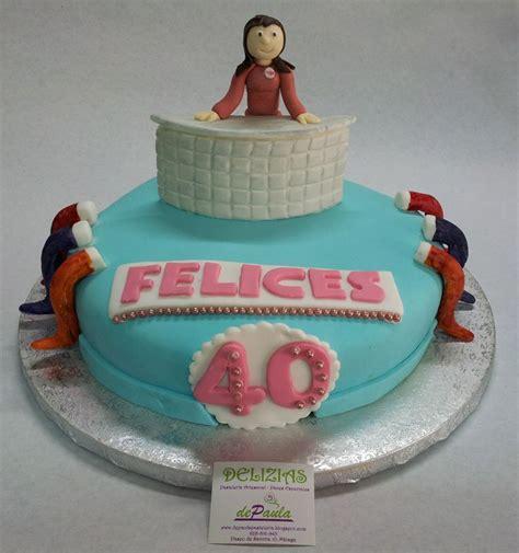 esta tarta es una mezcla de fondant y glaseado real 17 mejores im 225 genes sobre tartas profesiones y oficios en